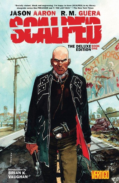 Scalped Vol. 1 – 10 + Deluxe Edition Book 1 – 5 (2007-2016)