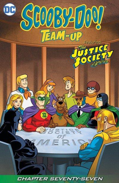 Scooby-Doo Team-Up #77 (2018)