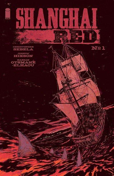 Shanghai Red #1 (2018)