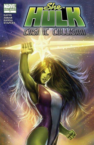 She-Hulk – Cosmic Collision #1 (2009)