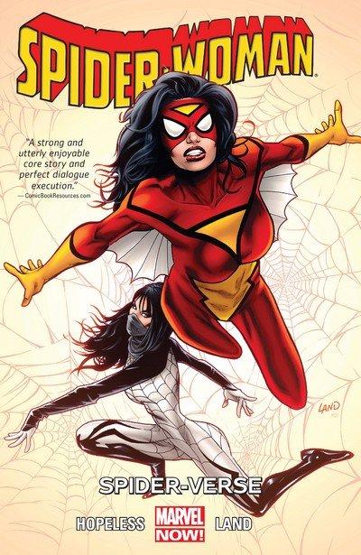 Spider-Woman Vol. 1 – Spider-Verse (TPB) (2015)