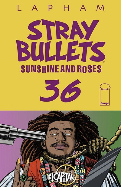 Stray Bullets – Sunshine And Roses #36 (2018)