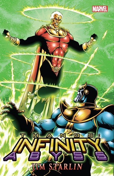 Thanos – Infinity Abyss (TPB) (2002)