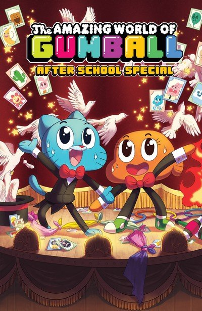 The Amazing World of Gumball – After School Special (2017)