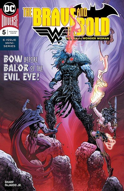 The Brave And The Bold – Batman And Wonder Woman #5 (2018)