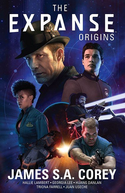 The Expanse Vol. 1 – Origins (TPB) (2018)