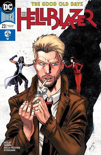 The Hellblazer #23 (2018)