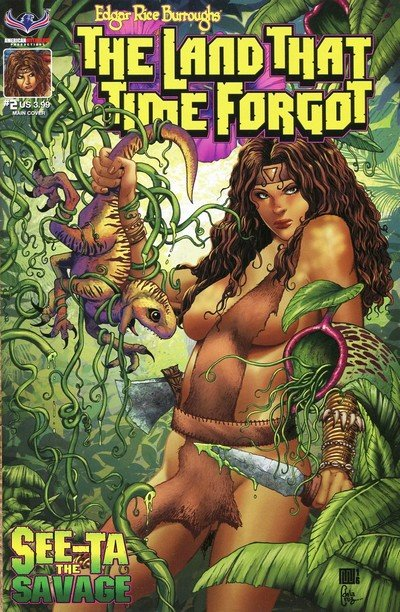 The Land That Time Forgot – See-Ta The Savage #2 (2018)