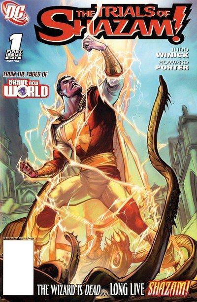 The Trials of Shazam #1 – 12 (2006-2008)