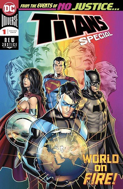 Titans Special #1 (2018)