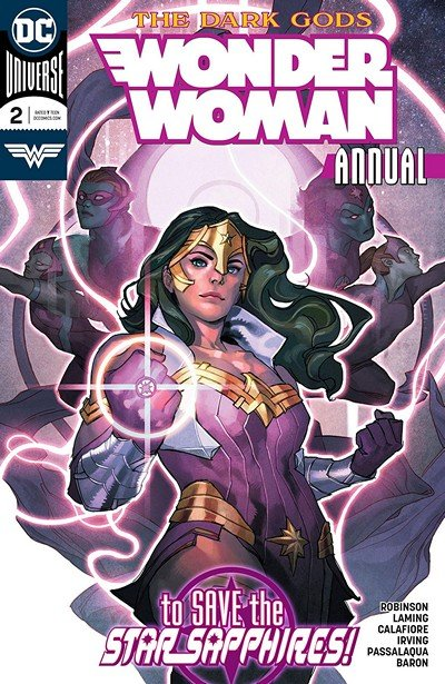 Wonder Woman Annual #2 (2018)
