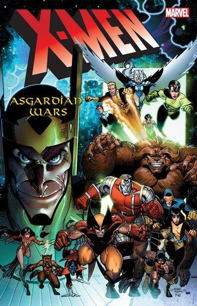 X-Men – Asgardian Wars (TPB) (2014)