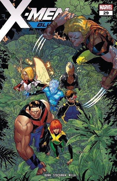 X-Men Blue #29 (2018)