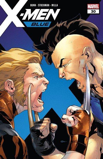 X-Men Blue #30 (2018)