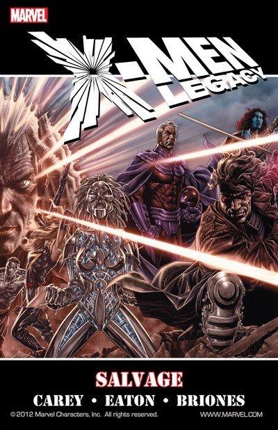 X-Men Legacy Vol. 1 – 15 (TPB) (2009-2013)