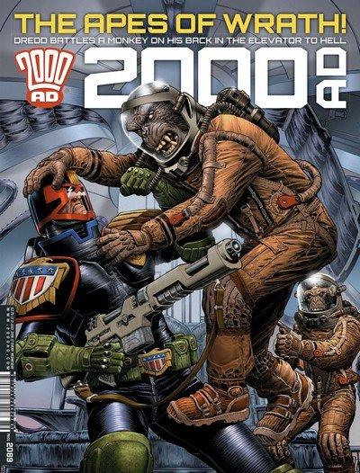 2000AD #2089 (2018)