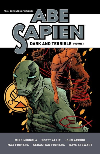 Abe Sapien – Dark and Terrible Vol. 1 – 2 (2017-2018)