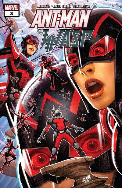 Ant-Man And The Wasp #3 (2018)