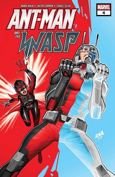 Ant-Man And The Wasp #4 (2018)