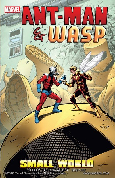 Ant-Man and Wasp – Small World (TPB) (2011)