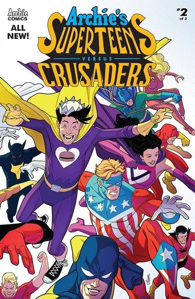 Archie's SuperTeens Vs Crusaders #2 (2018)