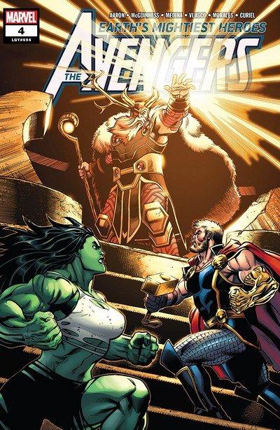 Avengers #4 (2018)