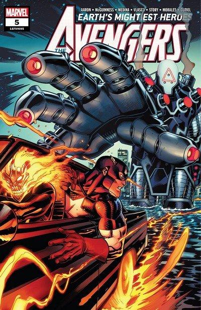 Avengers #5 (2018)