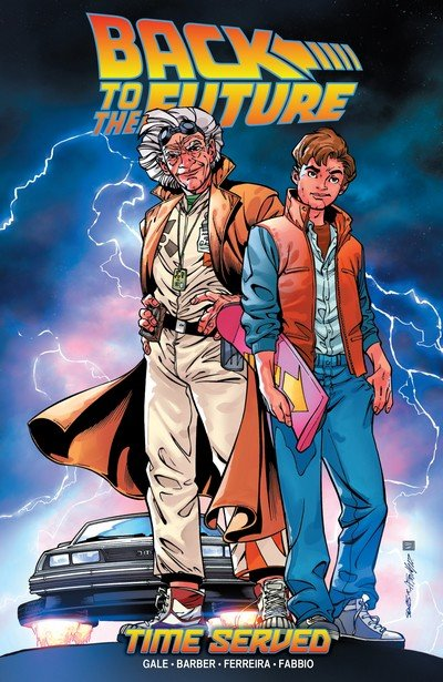 Back to the Future Vol. 5 – Time Served (TPB) (2018)