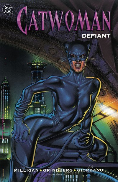 Batman – Catwoman Defiant (1992) (One Shot)