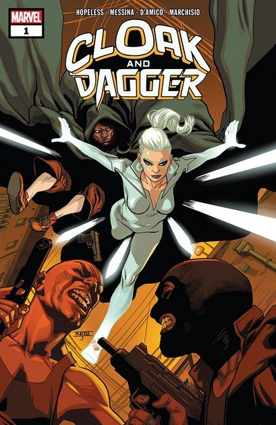 Cloak and Dagger #1 (2018)