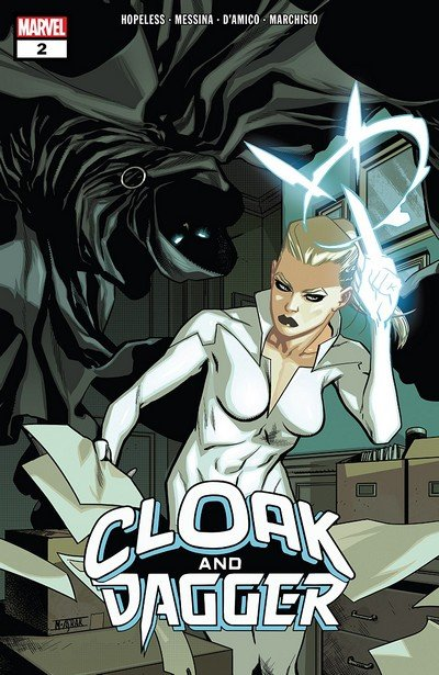 Cloak and Dagger #2 (2018)