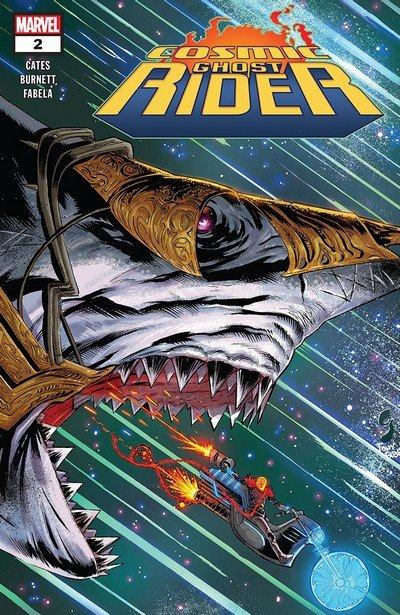 Cosmic Ghost Rider #2 (2018)