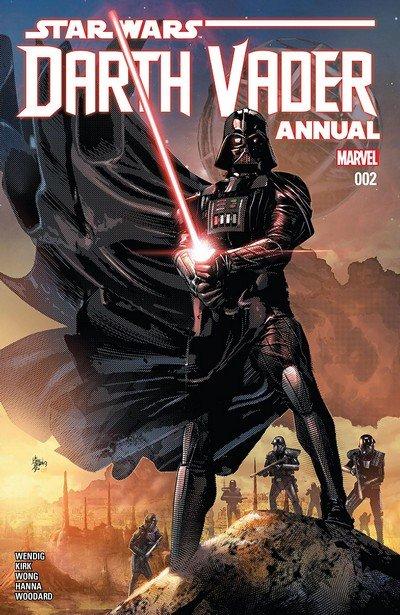 Darth Vader Annual #2 (2018)