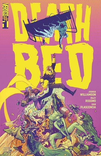 Deathbed #1 – 6 (2018)