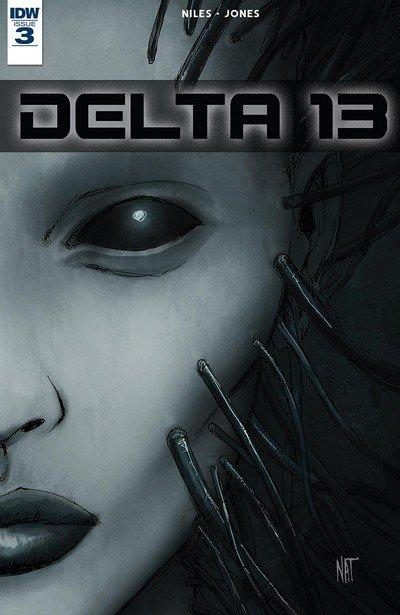 Delta 13 #3 (2018)