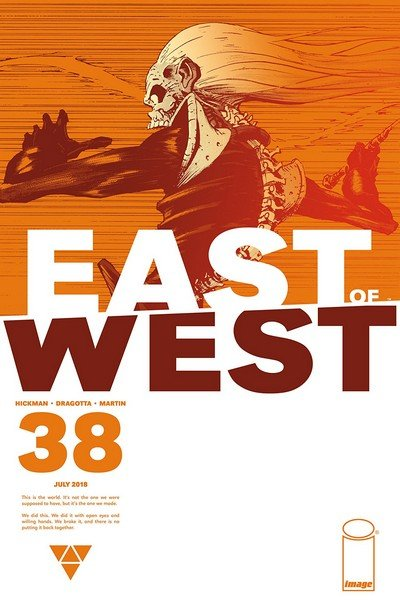 East Of West #38 (2018)