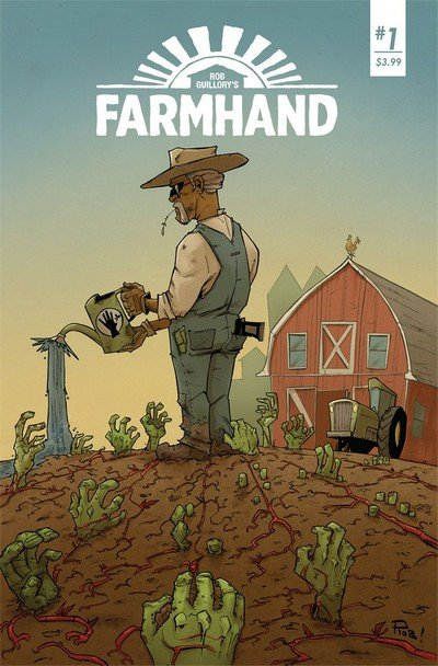Farmhand #1 (2018)
