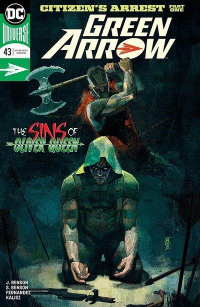 Green Arrow #43 (2018)