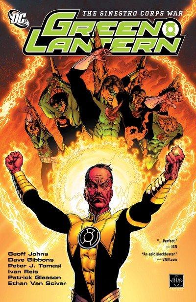 Green Lantern – The Sinestro Corps War (TPB) (2011)