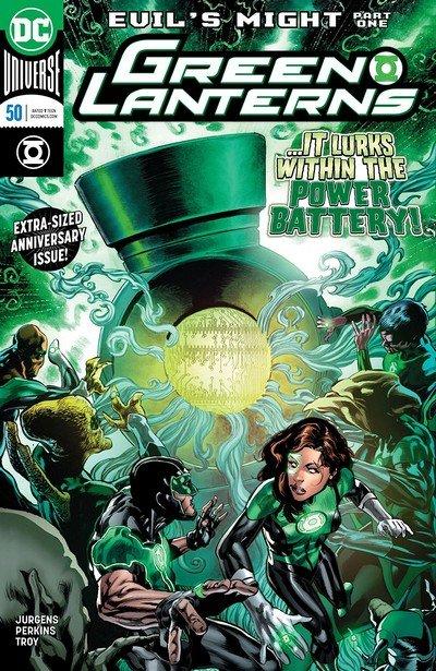 Green Lanterns #50 (2018)