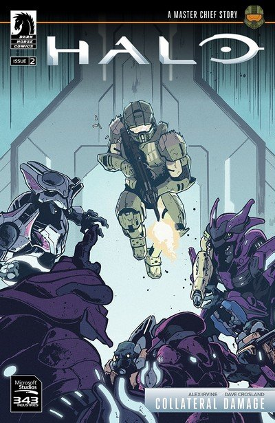 Halo – Collateral Damage #2 (2018)
