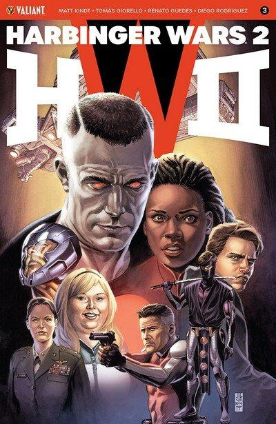Harbinger Wars 2 #3 (2018)