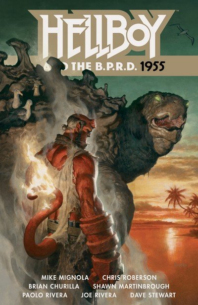 Hellboy and the B.P.R.D. 1952 – 1955 (TPB) (2015-2018)