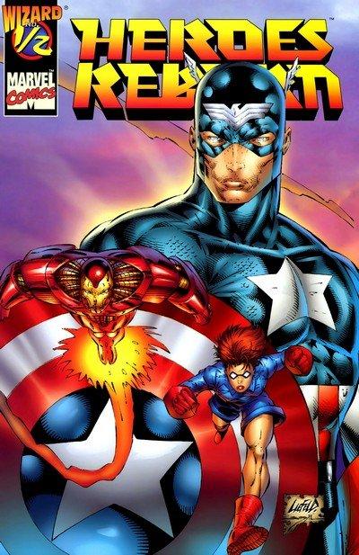 Heroes Reborn and Return (Story Arc) (1996-2006)