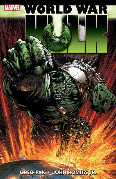 Hulk – World War Hulk (TPB) (2008)