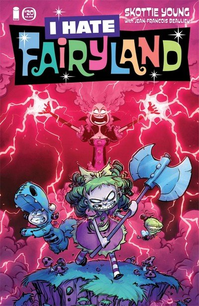 I Hate Fairyland #20 (2018)