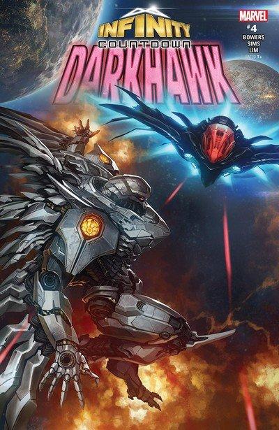Infinity Countdown – Darkhawk #4 (2018)