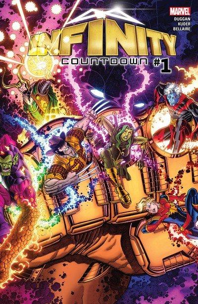 Infinity Countdown (Story Arc) (2018)