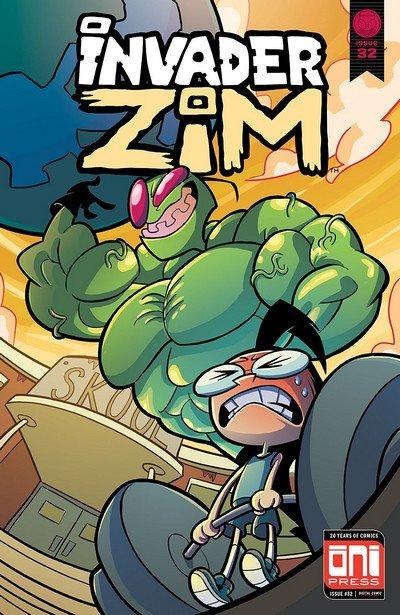 Invader Zim #32 (2018)