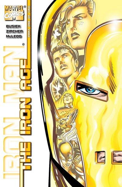 Iron Man – The Iron Age #1 – 2 (1998)